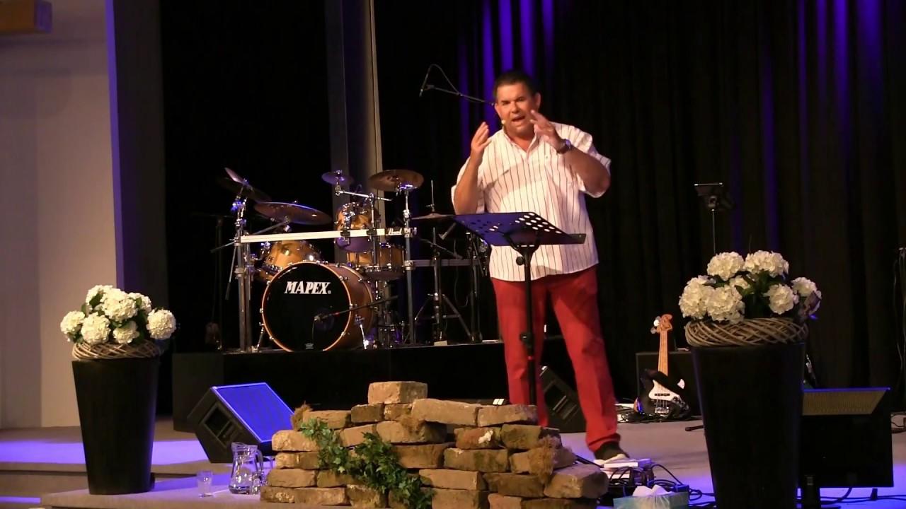 Vanaf 10:00 uur spreekt Jaap Dieleman op zondag 24 oktober in Petach Tiqvah in Rijssen