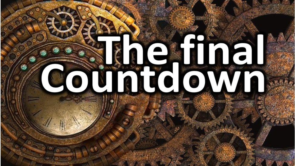"""JAAP DIELEMAN spreekt op zondag 7 november in Het Baken in Almere over """"The Final Countdown"""""""